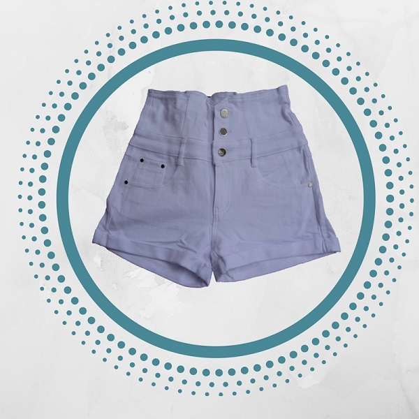 Taille short wit