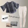 shop de snakeprint look